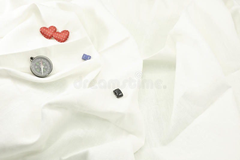 Viaggio di amore su Valentine Day immagine stock libera da diritti