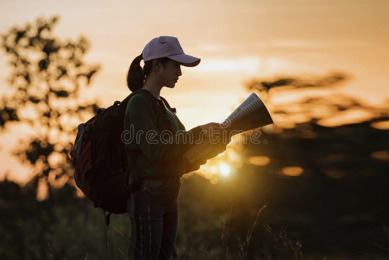 Viaggio di avventura fotografia stock libera da diritti