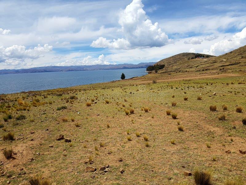Viaggio di Bolivie fotografie stock