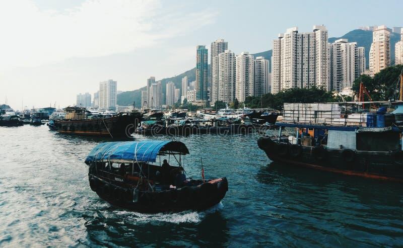 Viaggio di Hong Kong immagine stock libera da diritti