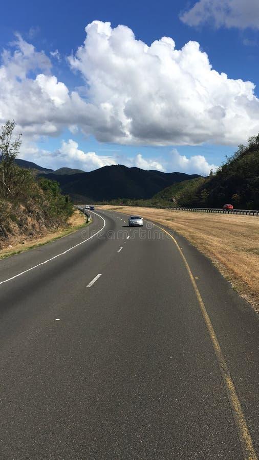 Viaggio stradale immagini stock