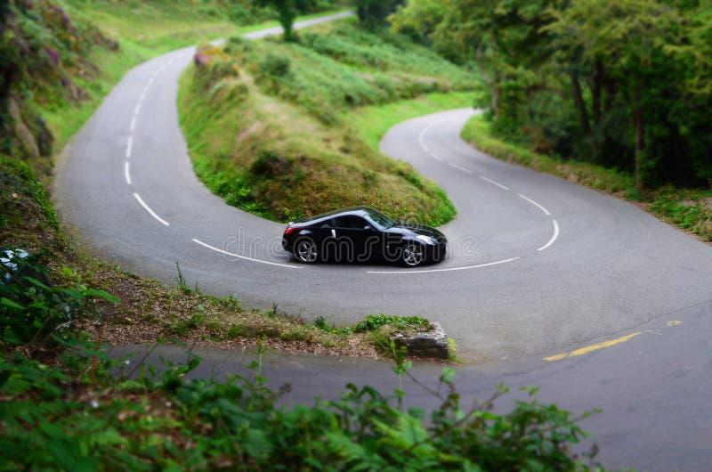 Viaggio stradale immagine stock