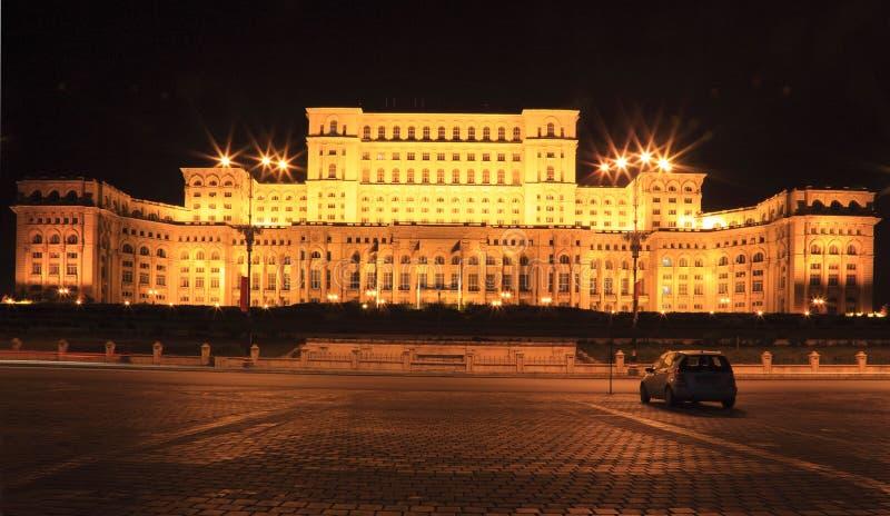 Viajando em Bucareste, Romania foto de stock