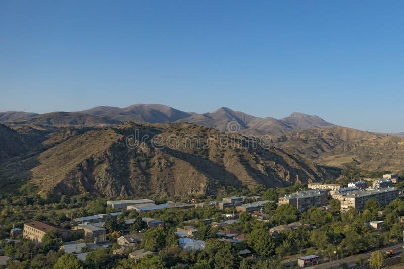 Viajando na Armênia foto de stock royalty free