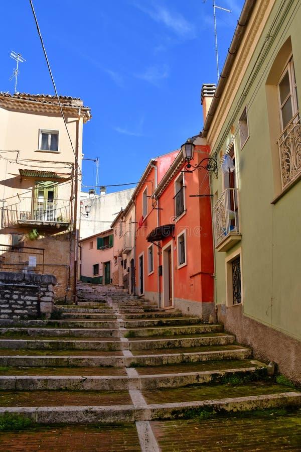 Viajar na cidade italiana antiga imagem de stock