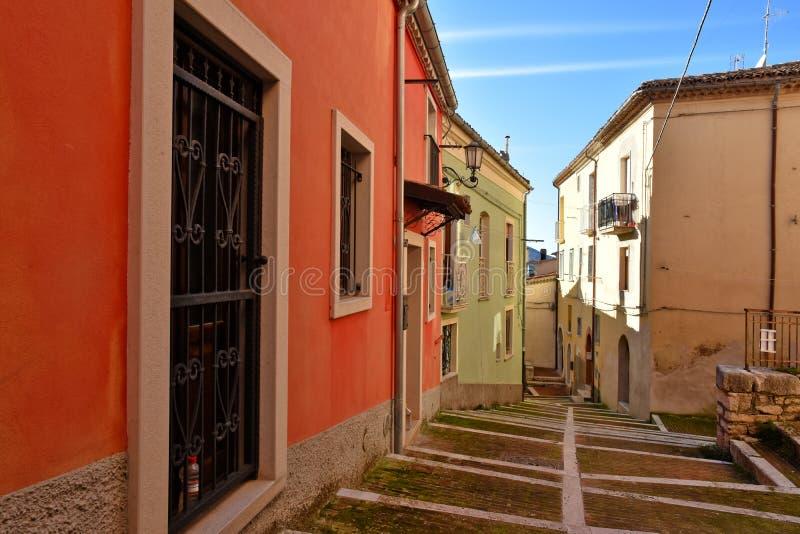 Viajar na cidade italiana antiga fotografia de stock