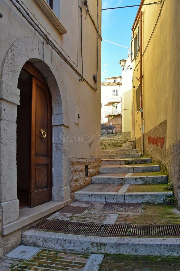 Viajar na cidade italiana antiga fotos de stock royalty free