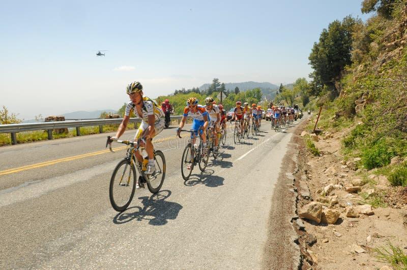 Viaje 2010 de Amgen de California imagen de archivo