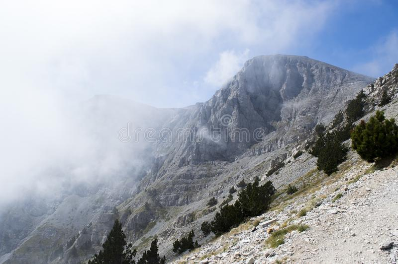 Viaje con aventura en Grecia fotos de archivo libres de regalías