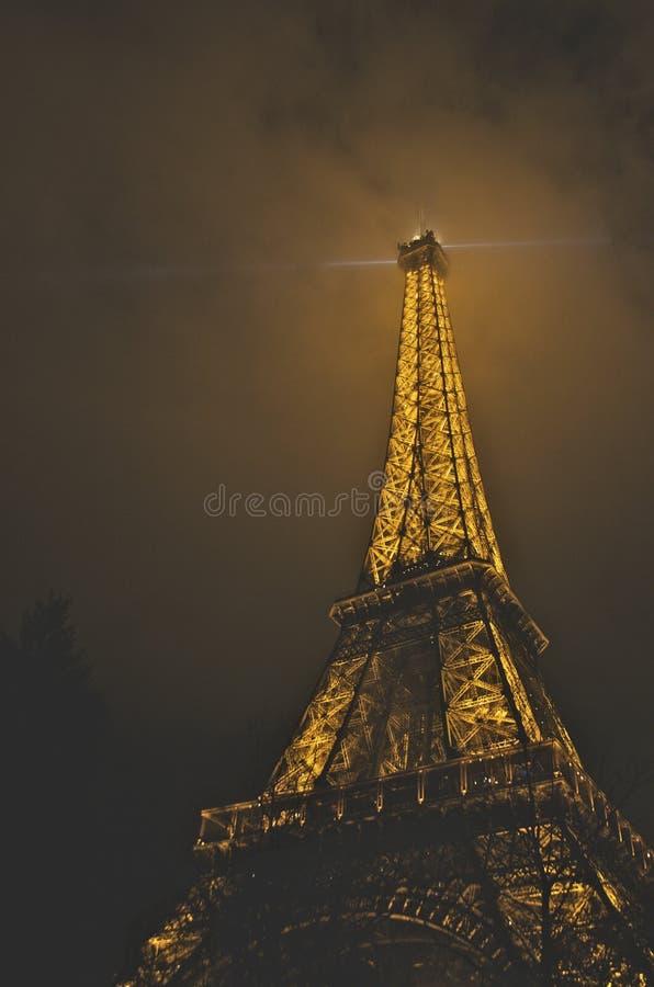 Viaje de Eiffel fotografía de archivo