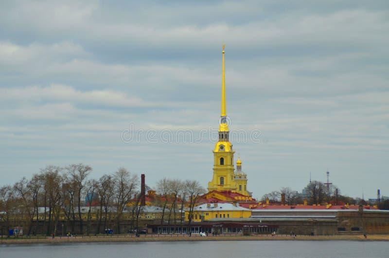 Viaje de la ciudad de St Petersburg foto de archivo libre de regalías