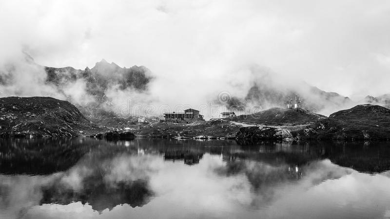 Viaje de la naturaleza de Lanscape imagen de archivo libre de regalías