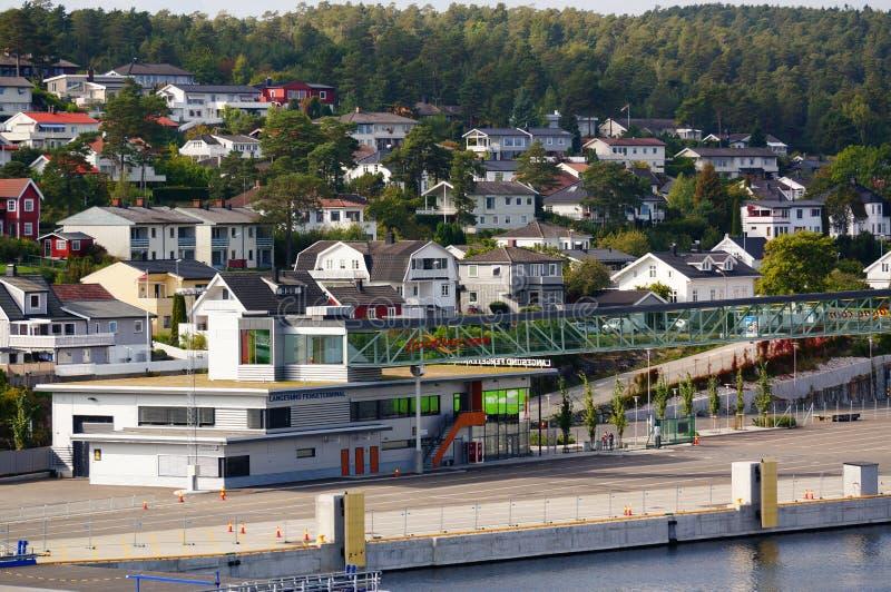 Download Viaje Del Barco De Cruceros, Langesund, Noruega Imagen de archivo editorial - Imagen de fondo, europa: 44854879