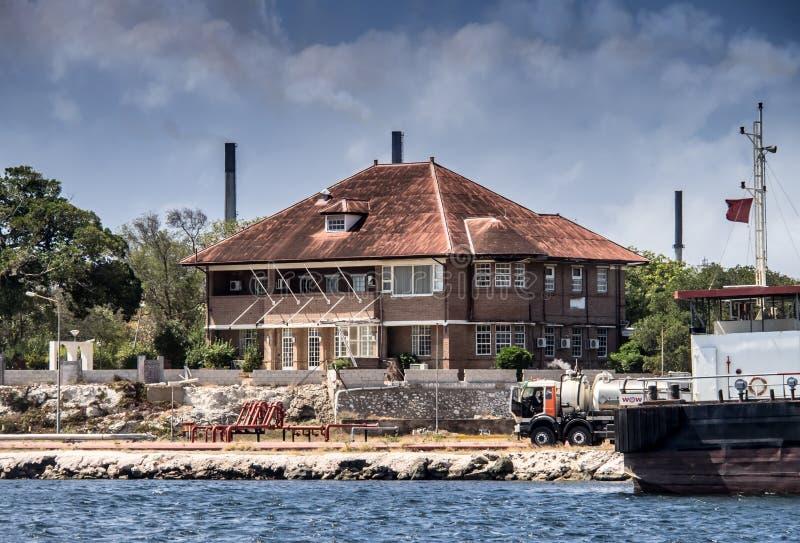 Viaje del puerto de Willemstad imágenes de archivo libres de regalías