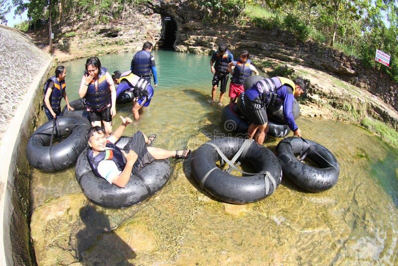Viaje del río fotos de archivo