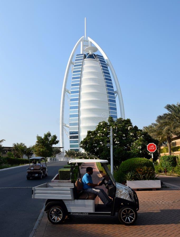 Viaje a Dubai increíble, los United Arab Emirates fotos de archivo