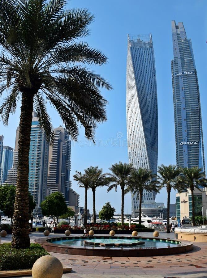 Viaje a Dubai increíble, United Arab Emirates fotos de archivo