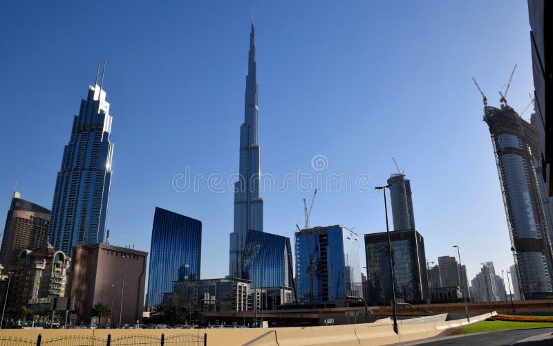 Viaje a Dubai increíble, United Arab Emirates fotografía de archivo