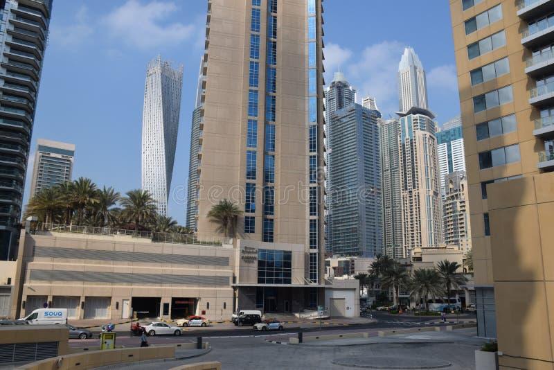 Viaje a Dubai increíble, United Arab Emirates imagen de archivo libre de regalías