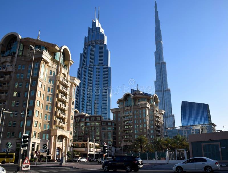 Viaje a Dubai increíble, United Arab Emirates fotos de archivo libres de regalías