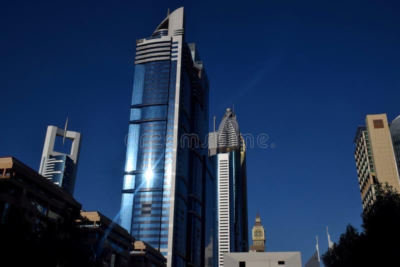 Viaje a Dubai increíble, United Arab Emirates fotografía de archivo libre de regalías