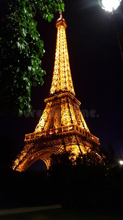 Viaje Eiffel imágenes de archivo libres de regalías