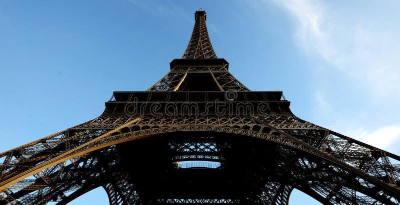 Viaje Eiffel foto de archivo libre de regalías