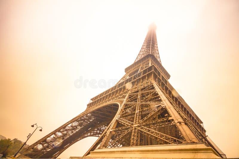 Viaje Eiffel del La fotos de archivo libres de regalías