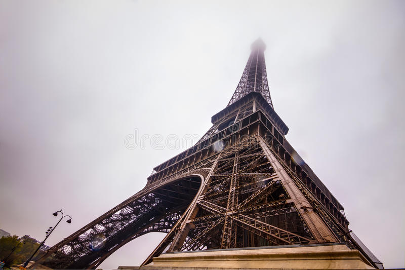 Viaje Eiffel del La foto de archivo