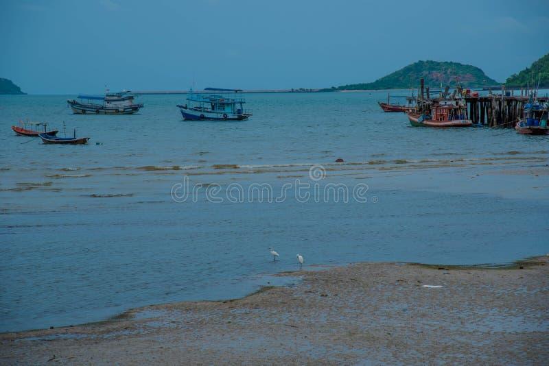 Viaje en Asia, playa de la cultura, playa natural imagen de archivo