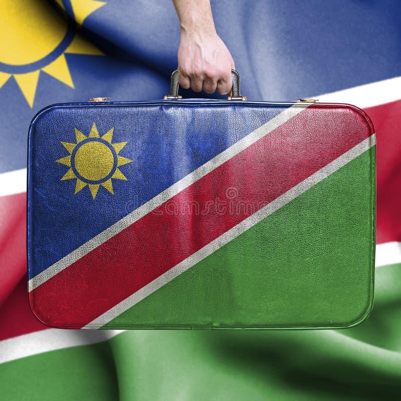 Viaje a Namibia imagen de archivo libre de regalías