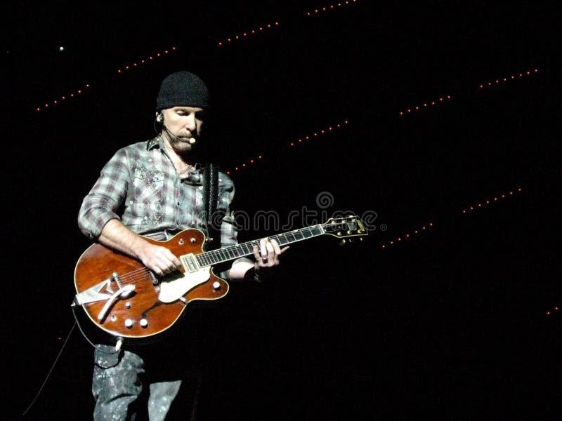 Viaje U2 360 foto de archivo libre de regalías