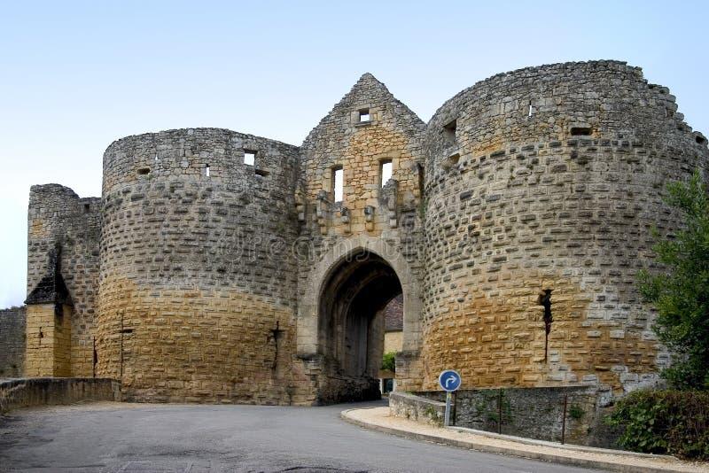 Download Viajes Del DES De Porte, Domme, Francia Imagen de archivo - Imagen de fortificado, antigüedad: 1285453