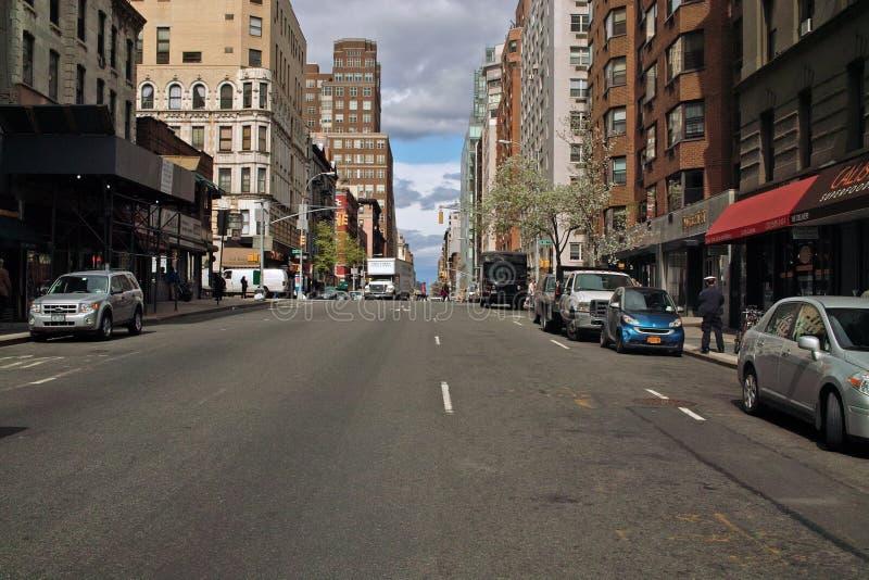 Viale New York di Lexington fotografie stock