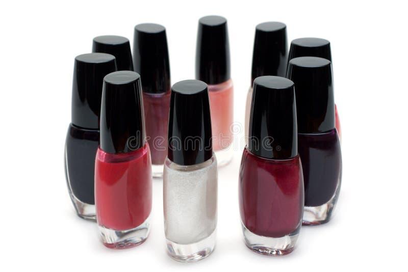 Download Vials Colour Varnish Nailwaer, Round Stock Photo - Image: 9127018