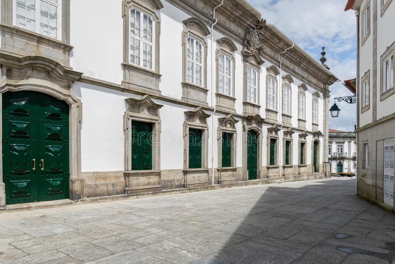 Viana do Castelo,葡萄牙 免版税图库摄影