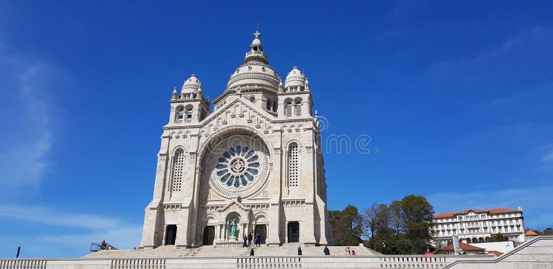 Viana gör Castelo arkivbilder