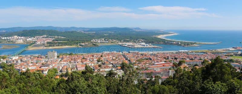 Download Viana hace Castelo foto de archivo. Imagen de ciudad - 44858472