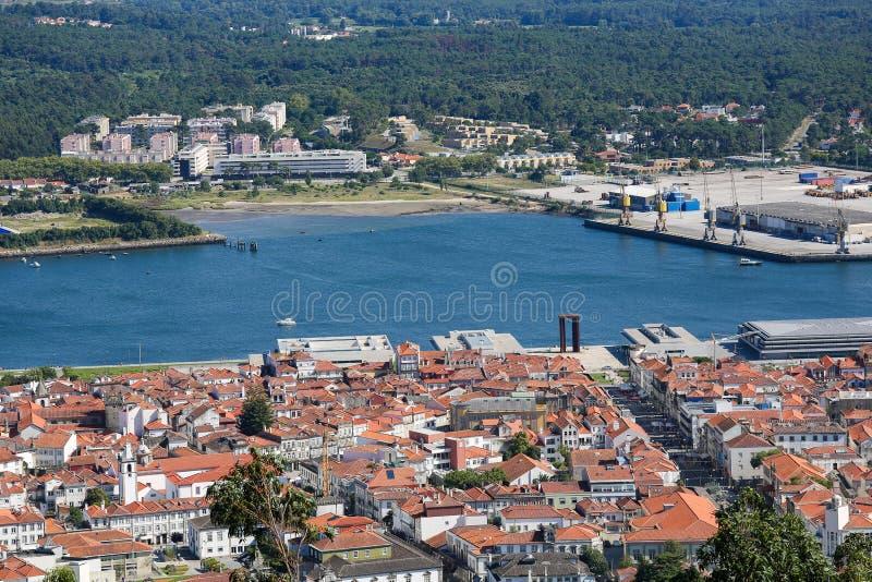 Download Viana hace Castelo foto de archivo editorial. Imagen de descripción - 44858503