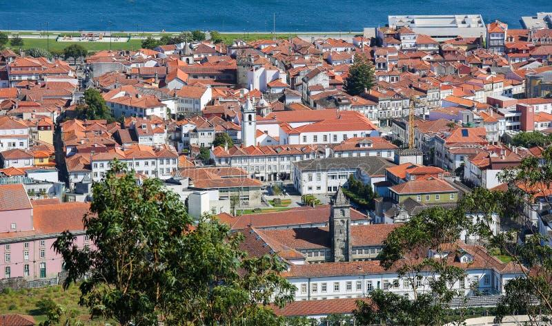 Download Viana hace Castelo imagen de archivo. Imagen de panorámico - 44858511