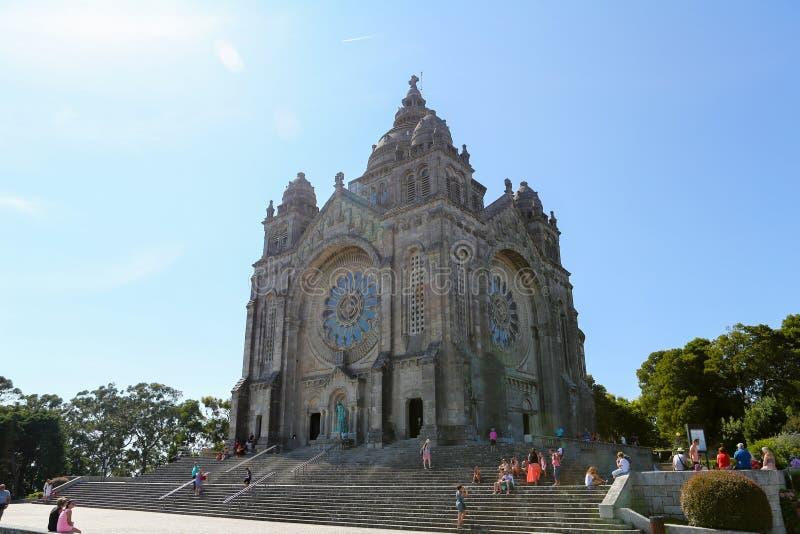 Download Viana hace Castelo foto editorial. Imagen de santa, mediterráneo - 44858526