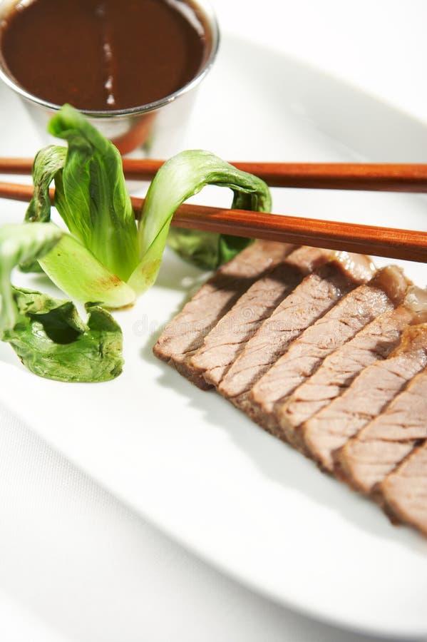 Download Viande photo stock. Image du heat, assiette, français, recette - 737984