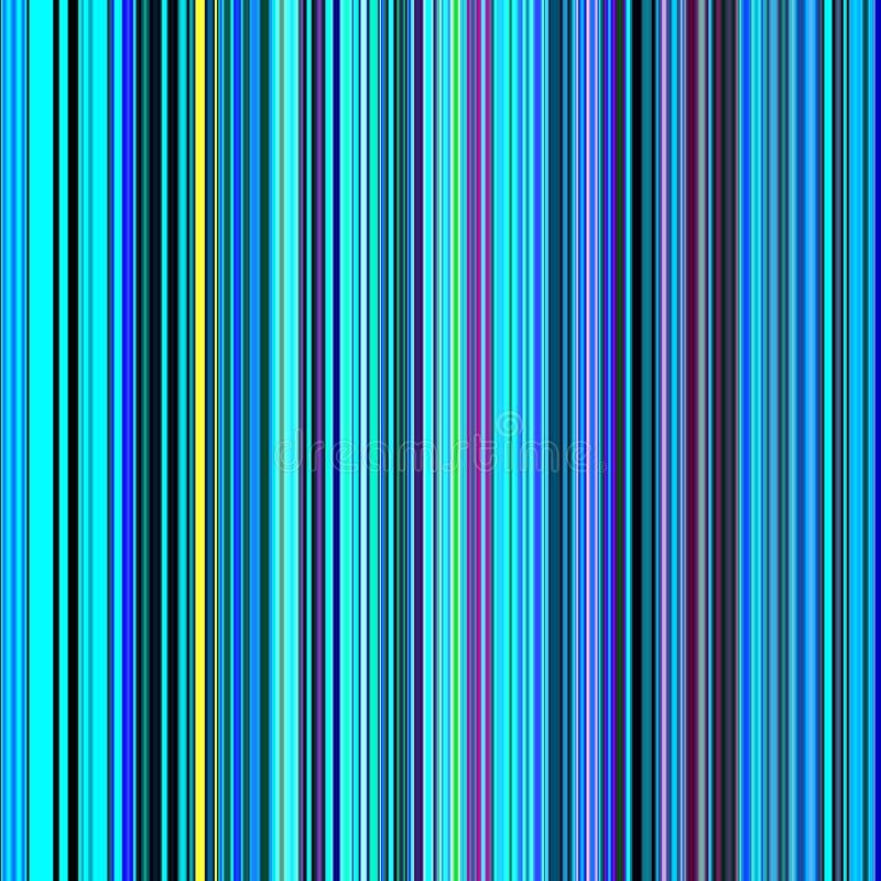 Download Vibrant Blue Color Lines Background. Stock Illustration - Image: 5244860