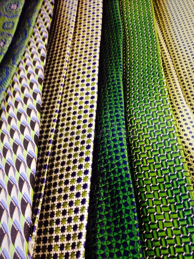 Vibrant Color Patterns And Prints stock photography