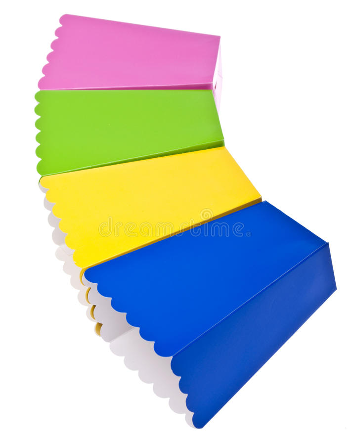 Download Vibrant Colored Treat Boxes Stock Photos - Image: 15115643