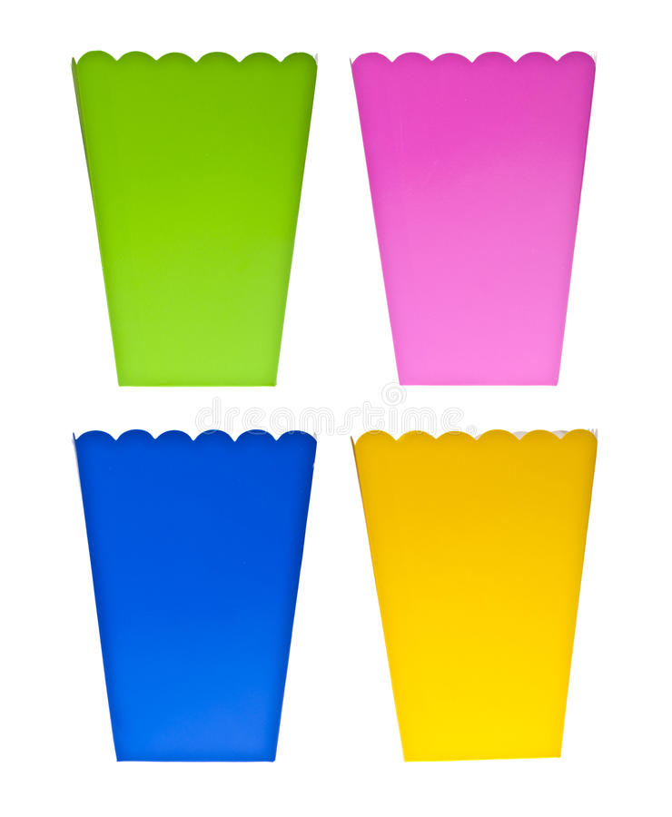 Download Vibrant Colored Treat Boxes Stock Illustration - Image: 15115656