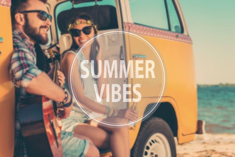 Vibraphone d'été images stock