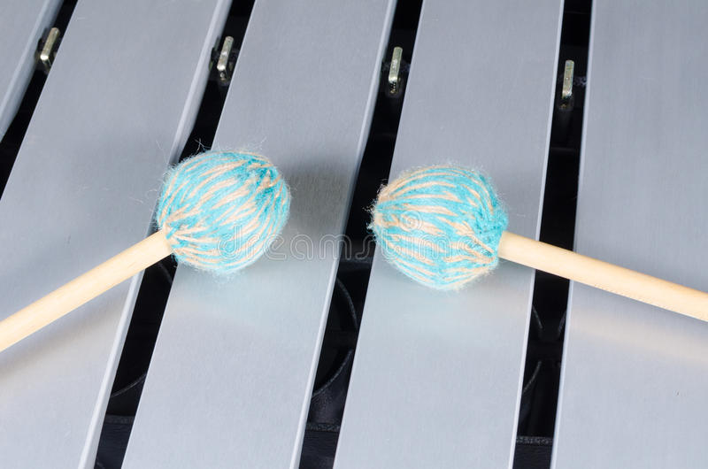 Vibraphone royalty free stock images