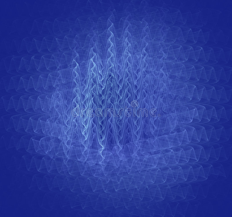 Free Vibrations - Interference Pattern Royalty Free Stock Images - 1641729