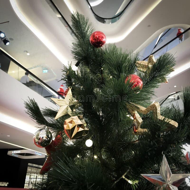 Vibrazioni festive di Natale fotografia stock